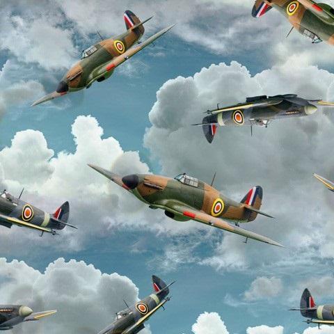 Spitfires Hurricanes SKy